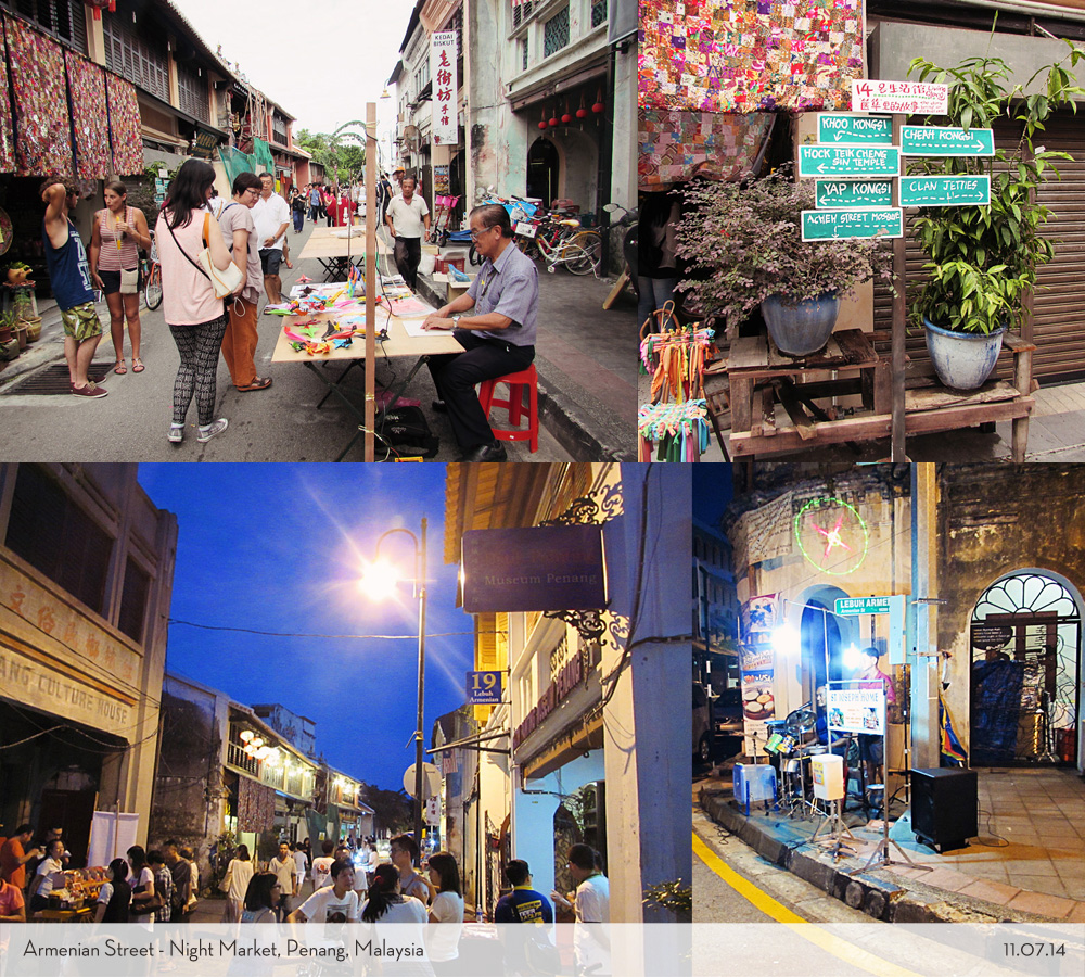 Georgetown Old Town of Creativity: Penang Guide