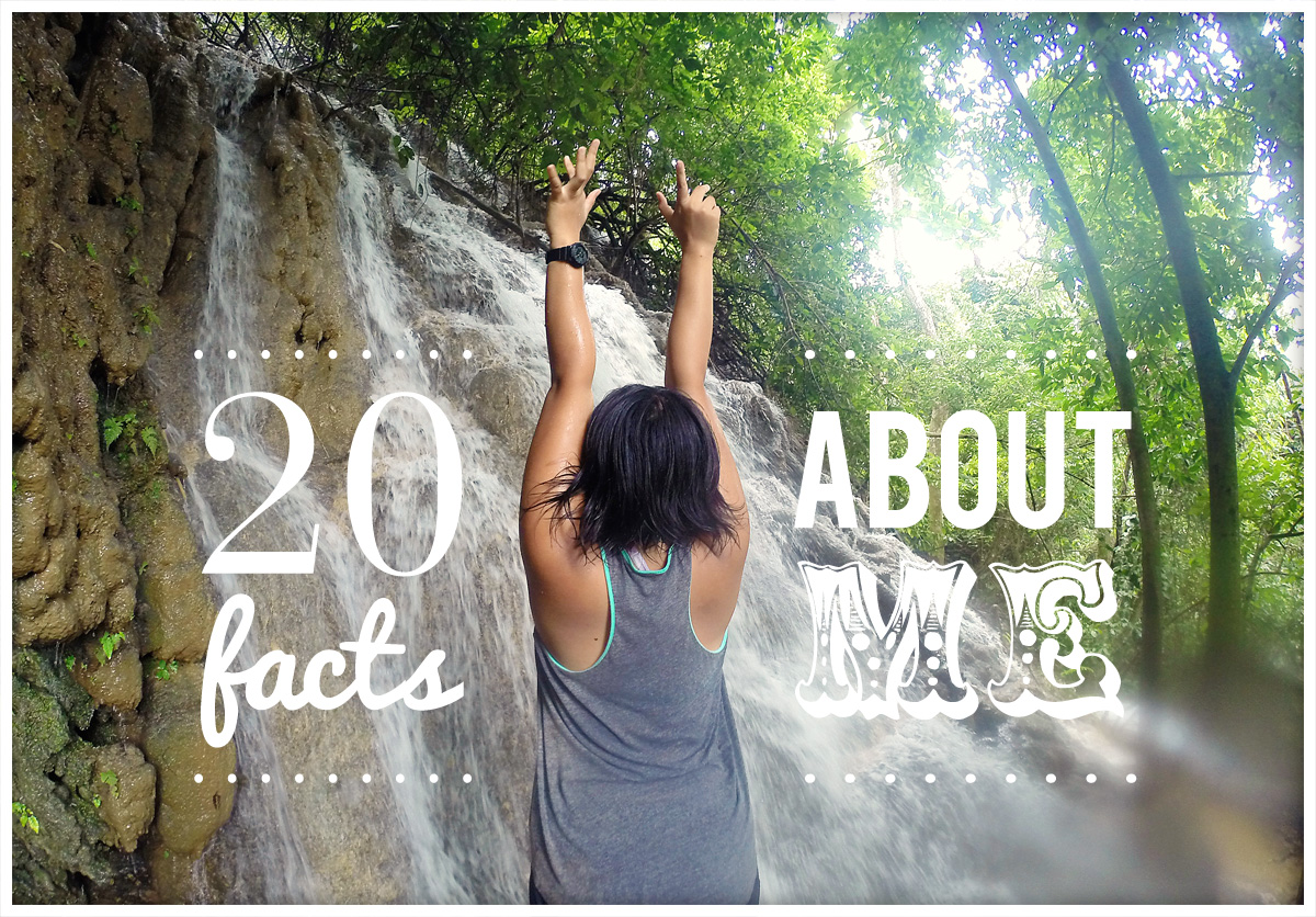 Featured 20 facts about me