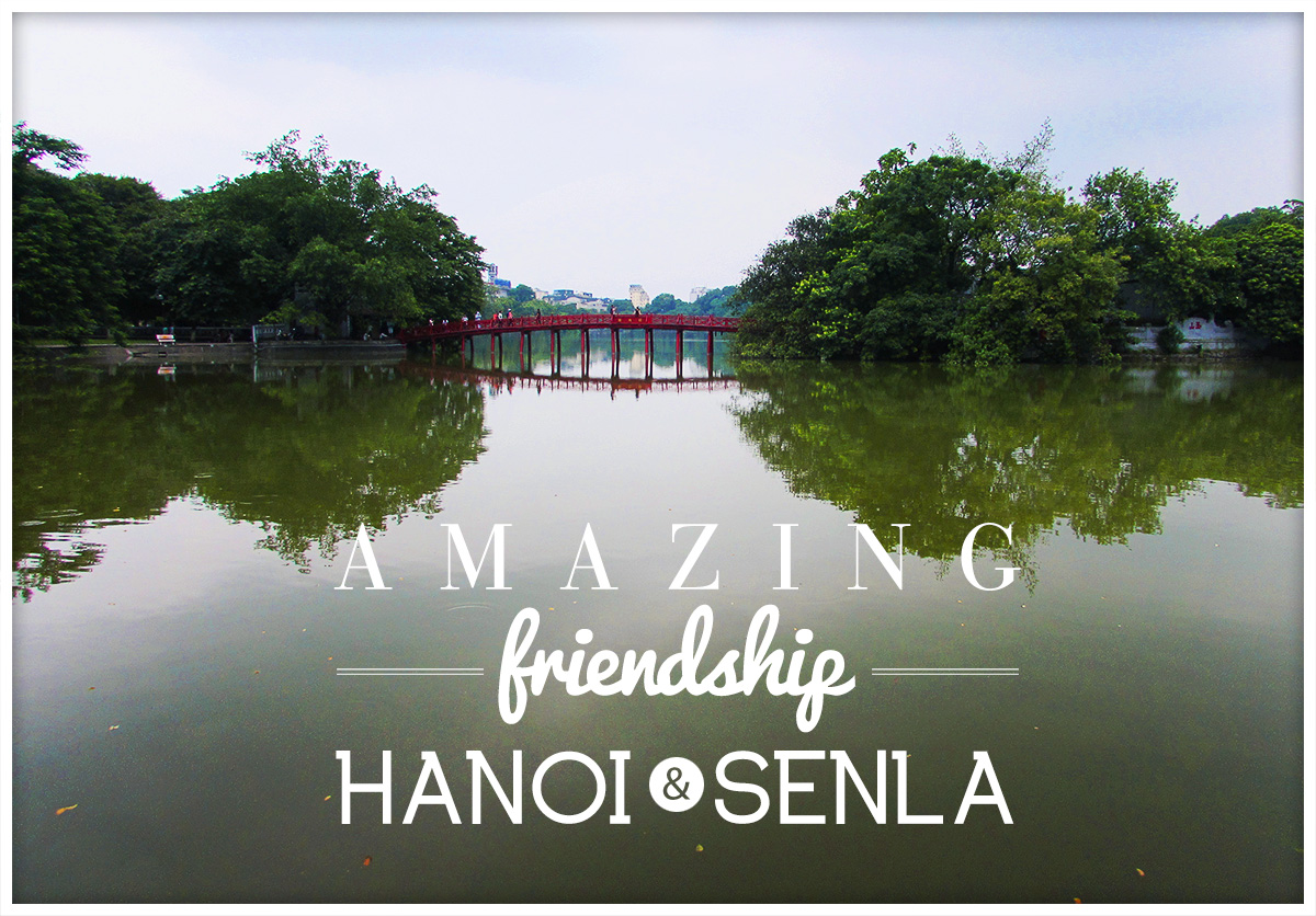 Amazing Friendship of Hanoi & Sonla, Vietnam