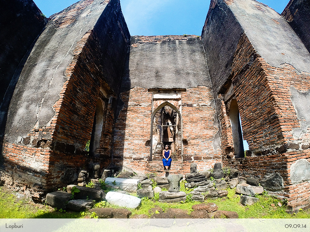 Thailand Temples Hopping Lopburi