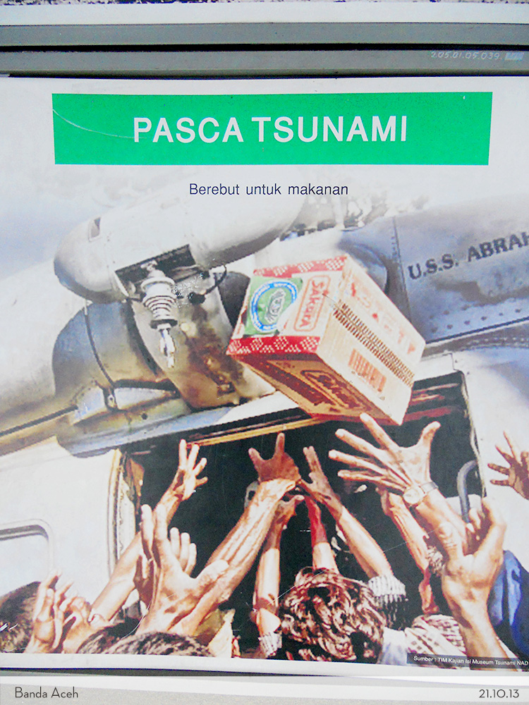 Remembering the Indonesias Massive Disaster: Aceh Tsunami Museum