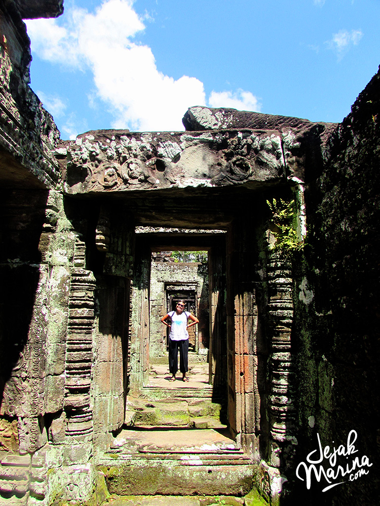 Angkor Wat Tour Guide, Siam Reap, Cambodia (Day 2)