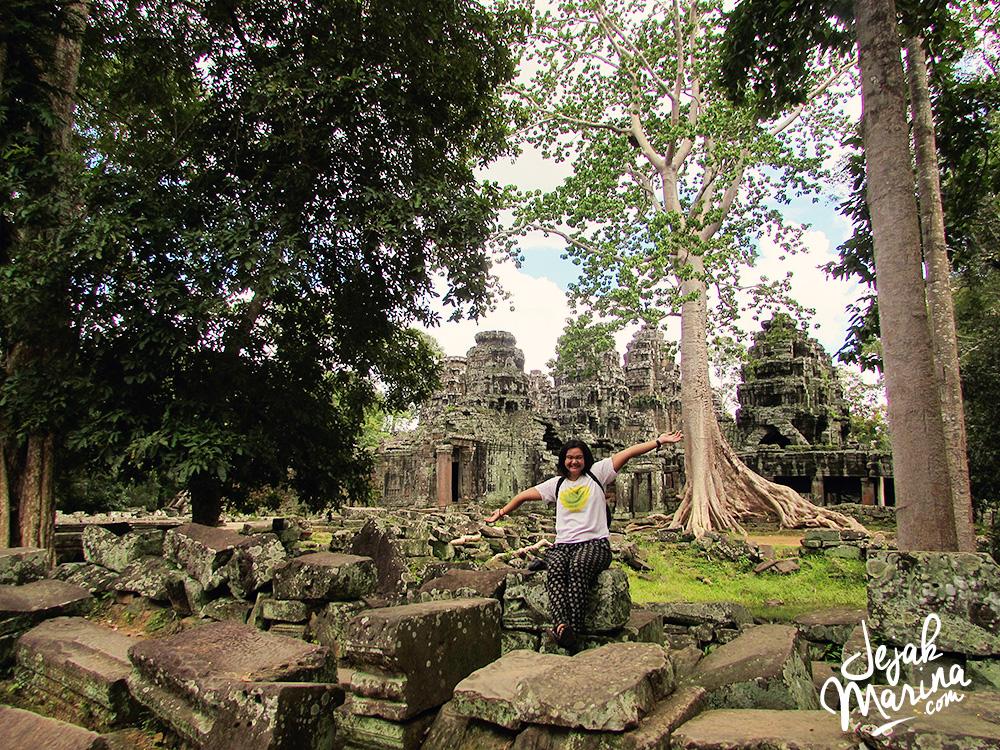 The Magic of Angkor Wat, Siam Reap, Cambodia (Day 1)
