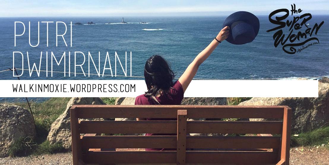 The Superwoman of December: Putri Dwimirnani