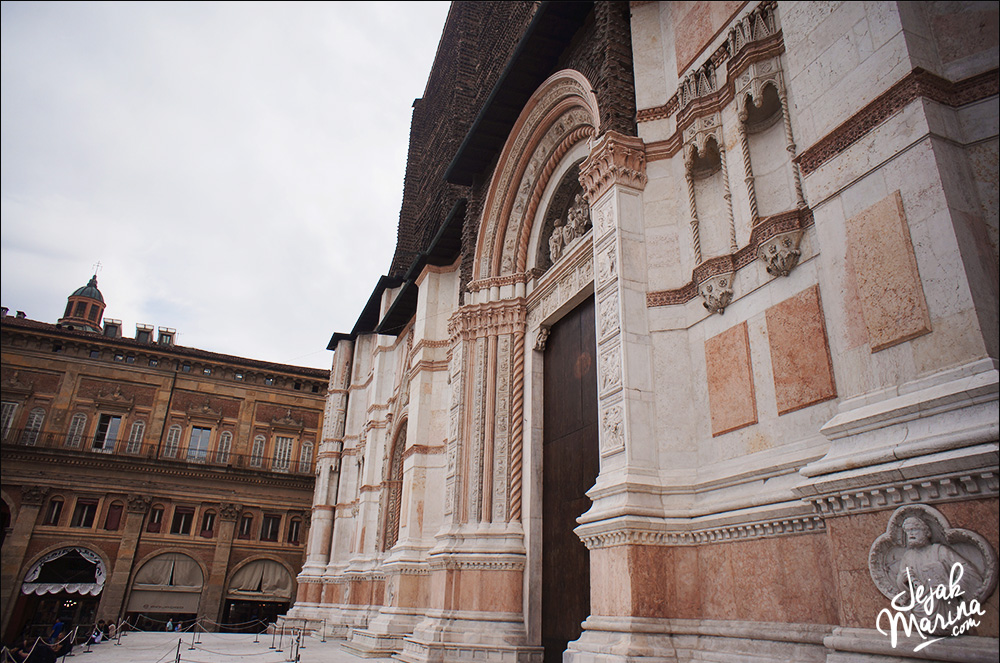 Bologna Cathedral Italy