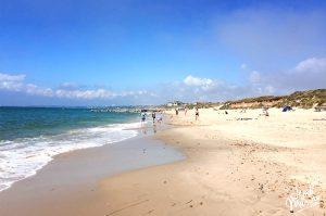 Beach Trekking at Hengitsbury Head, Bournemouth