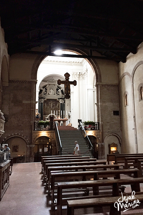 Seven Churches Bologna Italy