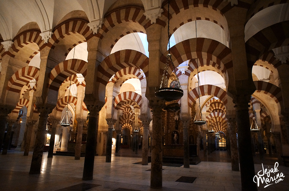 The Great Mosque Cordoba Travel Guide