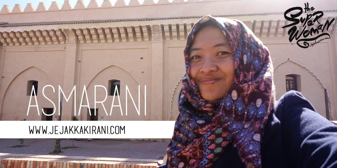 Superwoman of March: Asmarani Februandari