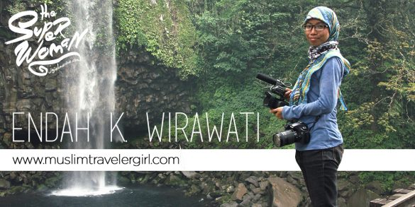 Superwoman of June 2017: Endah Kurnia Wirawati