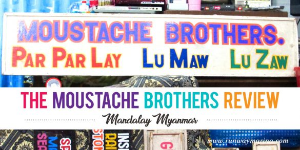 The Moustache Brothers Show Review