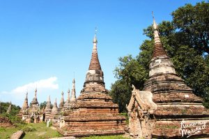 Lost in Inwa, Historical Kingdom of Burma