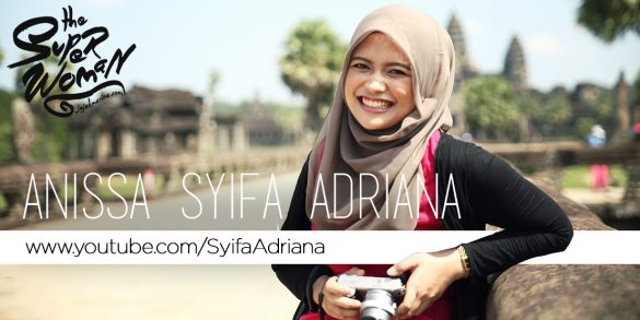 Superwoman of July 2017: Anissa Syifa Adriana