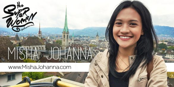 Superwoman of August 2017: Misha Johanna