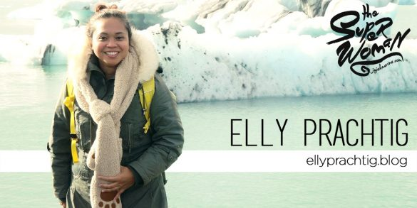 Superwoman of December 2017: Elly Prachtig